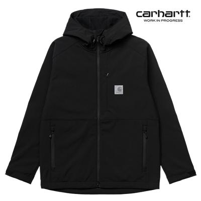 칼하트WIP Softshell Jacket (Black)