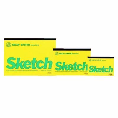 SOHO Sketchbook B5