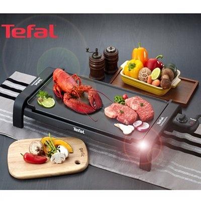 주방명품 Tefal 테팔 넌스틱 코팅 와이드 그릴 CB522851
