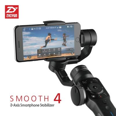 [ZHIYUN] 제5세대 스마트폰 짐벌 스무스4 (블랙)