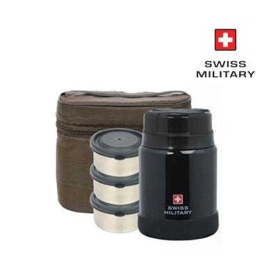 스위스밀리터리 보온도시락 죽통 (RKL1100)