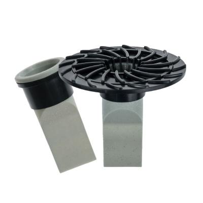 하수구 냄새차단 고무 트랩 / 화장실 세면대 CYLC909