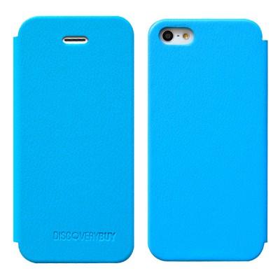 DISCOVERYBUY City Elegant 블루 (아이폰 5용)