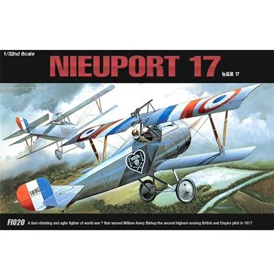1/32 Nieuport 17 [뉴포르] (12110)