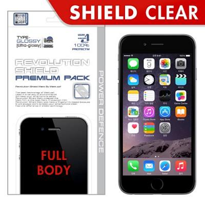 [프로텍트엠/PROTECTM] 아이폰6 /iPhone6 4.7인치 레볼루션쉴드 프리미엄팩 전신보호필름+액정보호필름