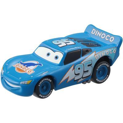 토미카 카 Cars C-02 라이트닝 맥퀸(다이노코 타입)