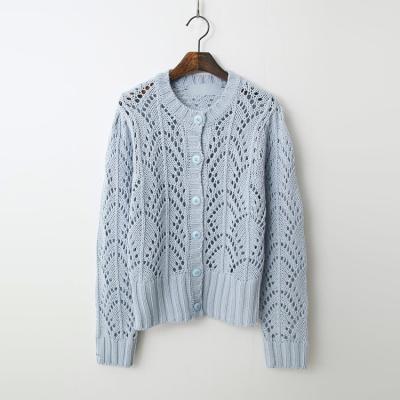 Yuca Crochet Cardigan