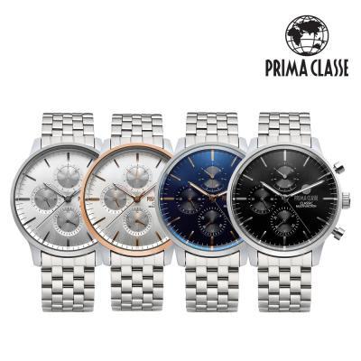 [프리마클라쎄] 남성 메탈 손목시계 PCM19029M