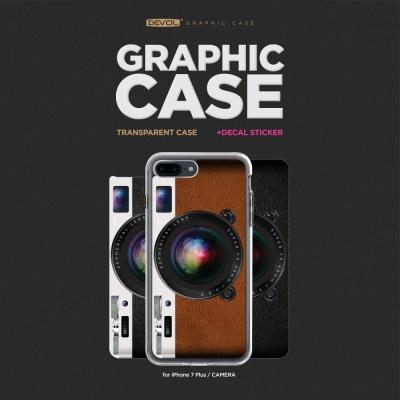 아이폰7PLUS 그래픽 케이스 - 카메라(Camera)