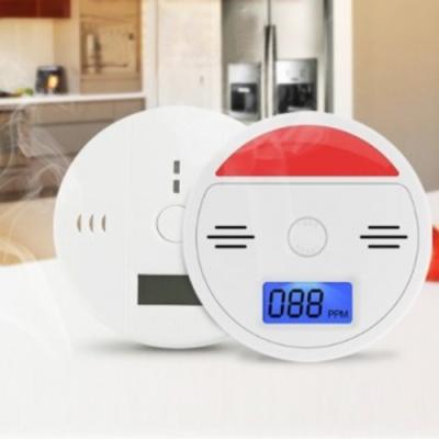 [2019신형 KC인증 일산화탄소 경보기] 가스 감지기 연기 누출 측정기 CO검지기 휴대용