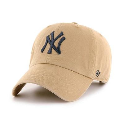 MLB모자 뉴욕 양키즈 다크카키 네이비빅로고