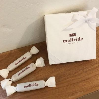 [단독판매] [더소가X멜라이드] 블렌딩티 + 수제카라멜 선물 세트
