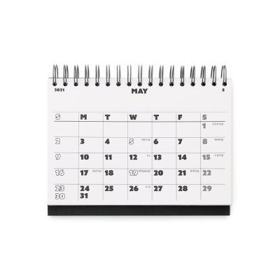 2021 영수증 보관 달력 (데스크형)