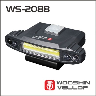 충전식 센서 모자라이트 (WS 2088)