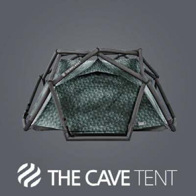 [HEIMPLANET] 하임플래닛 더 케이브 카이로카모 에어빔 텐트 3인용 / 펌프별도구매