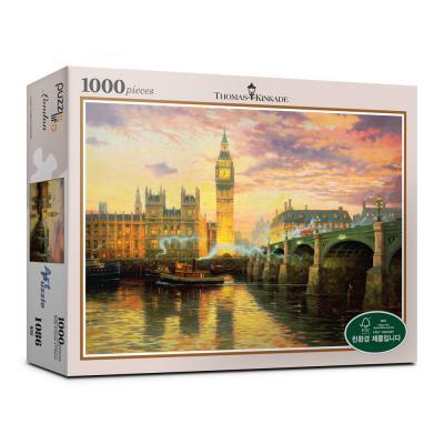 1000피스 런던 직소퍼즐 PL1086