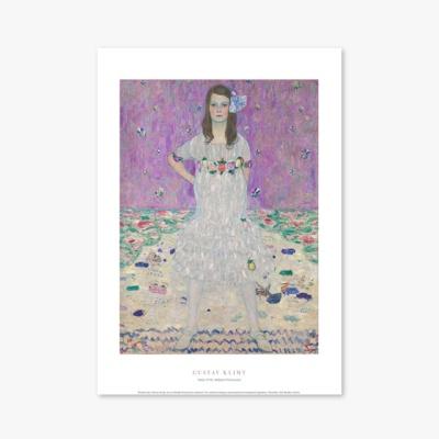 명화 포스터 액자 056 Gustav Klimt Mada Primavesi