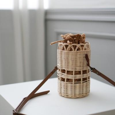 라탄 제로백 코바늘 이너파우치 DIY KIT