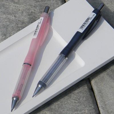 [ZEBRA] 에어를 장착한 실리콘그립 0.5mm 샤프펜슬-일본 제브라 에어피트 LT MA61