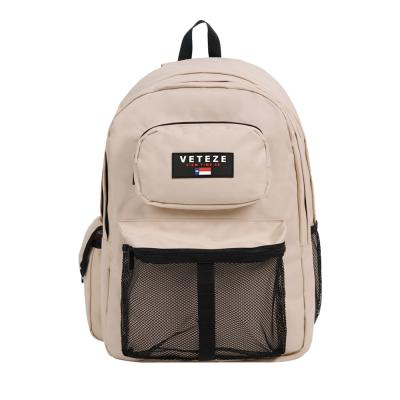 [베테제] Retro Sport Backpack (BE) 백팩