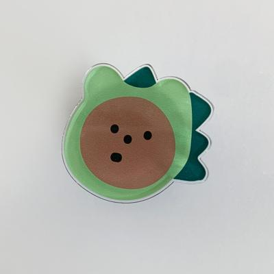 [아크릴톡] dinosaur gummy face