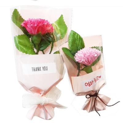 카네이션 한송이 꽃다발(5인용)