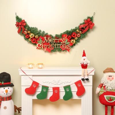 140cm 미라클 크리스마스 가랜드(스카치)
