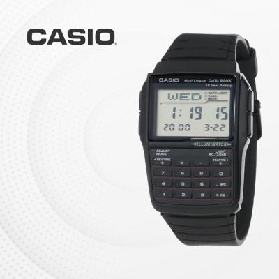 카시오 남자 여자 계산기 빈티지 전자시계 DBC-32-1A