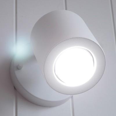[바이빔] 배럴 벽1등[LED]-화이트
