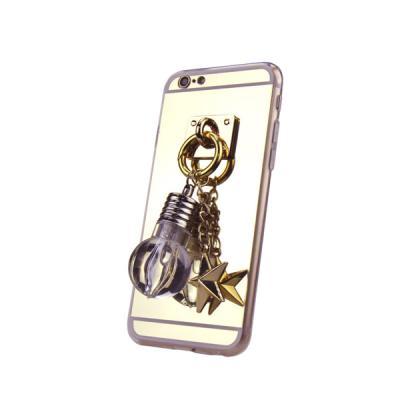 알비 꼬마전구 미러 테슬케이스-아이폰6/6플러스