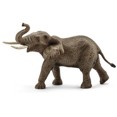 [슐라이히]수컷 아프리카 코끼리