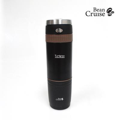 휴대용 자동커피머신 텀블루BCC-240DR 캡슐/분쇄 겸용