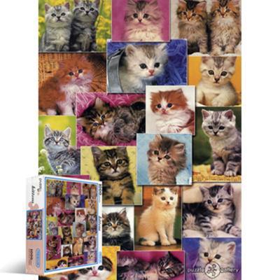 고양이 컬렉션 [1000피스/직소퍼즐/동물/PL1255]