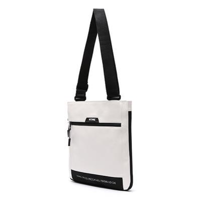 [에이치티엠엘]Muscle L2 Cross Bag (WHITE/BLACK)
