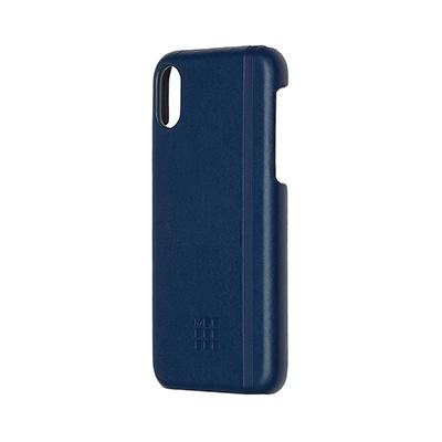 몰스킨 T 아이폰X 하드케이스/S.블루