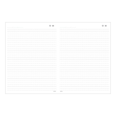 DIGITAL NOTEBOOK 스위스 바인딩