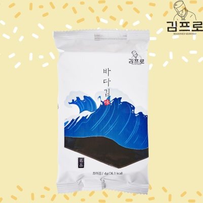 [최저가] 김프로 모듬김 시즌 1 (1box / 30ea)