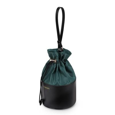 버킷 파우치 Bucket Pouch 딥그린