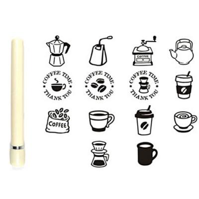 [커피앤티]커피앤티 Ink-in 스탬프★쿠폰스탬프(14종선택)
