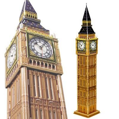 런던의 상징, 빅벤