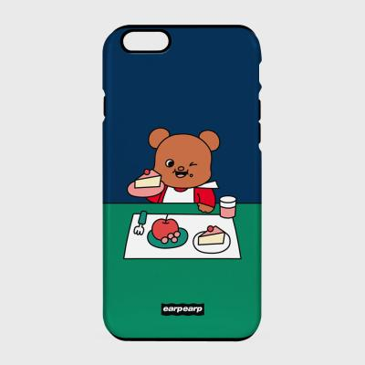 Picnic bear-navy/green(터프/슬라이드)