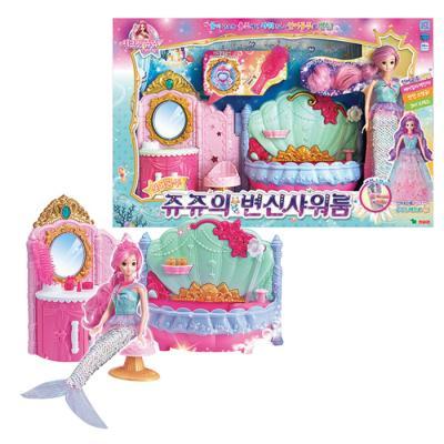 [영실업] 쥬쥬 인어공주 쥬쥬의 변신 샤워룸