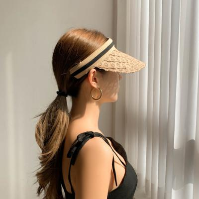 헬렌 레이스 챙 썬캡 모자 2color