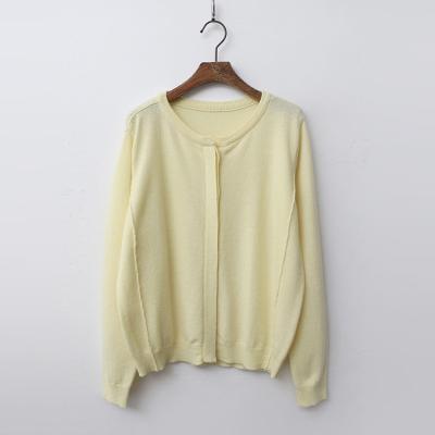Hidden Cashmere N Wool Cardigan