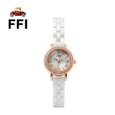 [FFI] 에프에프아이 여성 세라믹 시계 FI7503CWR