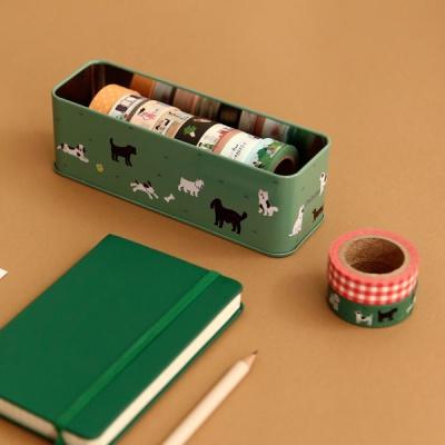 [한정판] 마스킹테이프 10p set - 02 Go to picnic