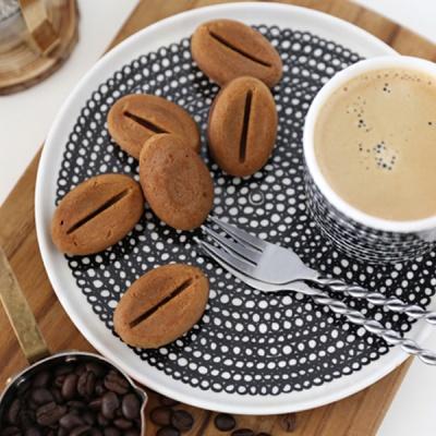 전주한옥마을 명물 커피콩빵