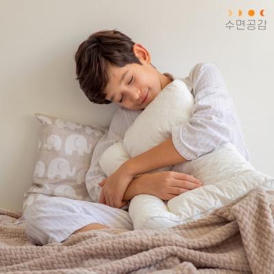 수면공감 우유베개 (주니어) /아동/유아/어린이
