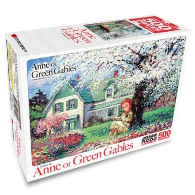 빨강머리앤 퍼즐 화사한 꽃의계절 500 피스 직소퍼즐