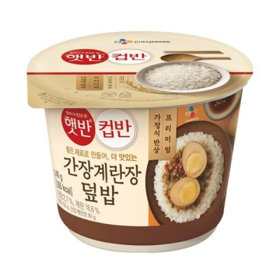 [CJ제일제당] 간장계란장덮밥 240gx3개